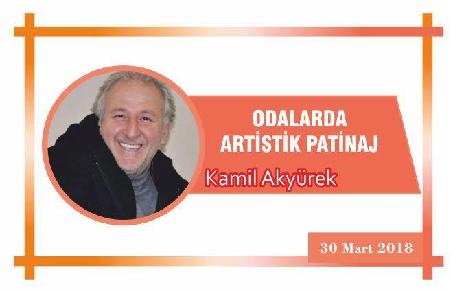 ODALARDA ARTİSTİK PATİNAJ
