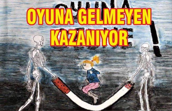 OYUNA GELMEYEN KAZANIYOR