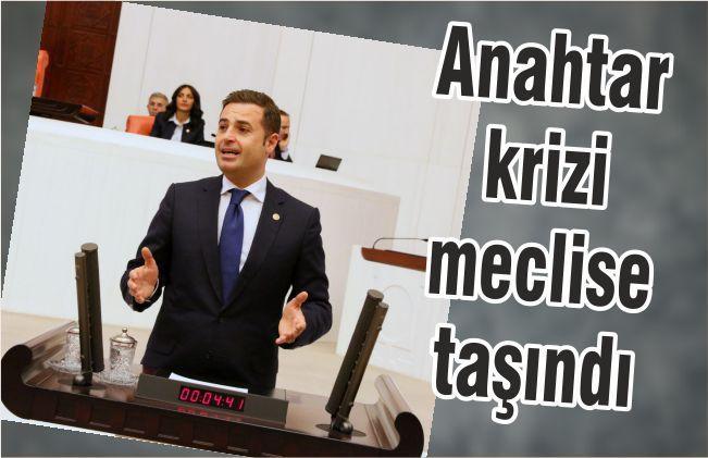 ANAHTAR KRiZi MECLiSTE