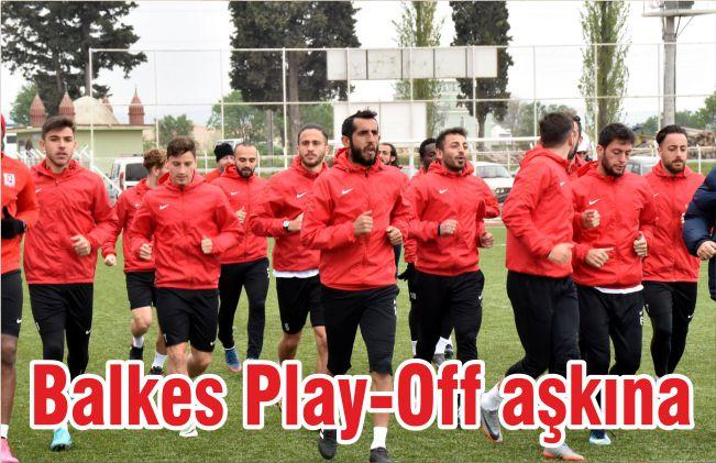 PLAY-OFF AŞKINA