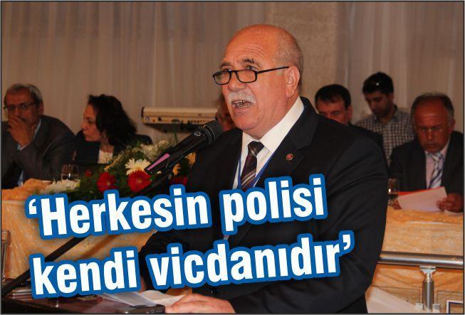 """ERDEM: """"HERKESİN POLİSİ KENDİ VİCDANIDIR"""""""