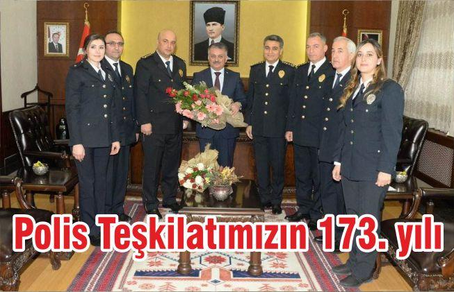 POLİS TEŞKİLATIMIZIN 173.YILI