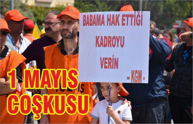 1 MAYIS COŞKUSU