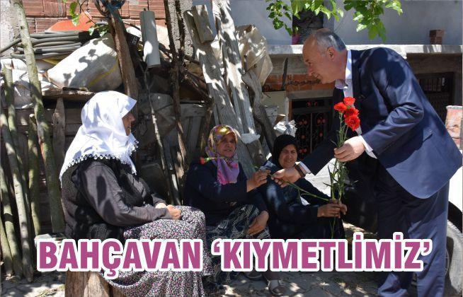BAHÇAVAN 'KIYMETLİMİZ'