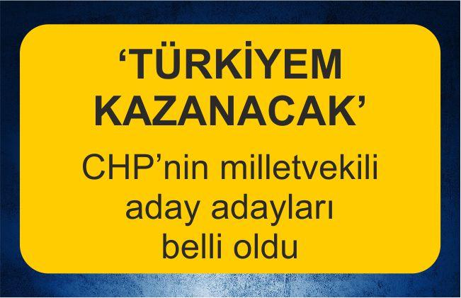 TÜRKİYE'M KAZANACAK