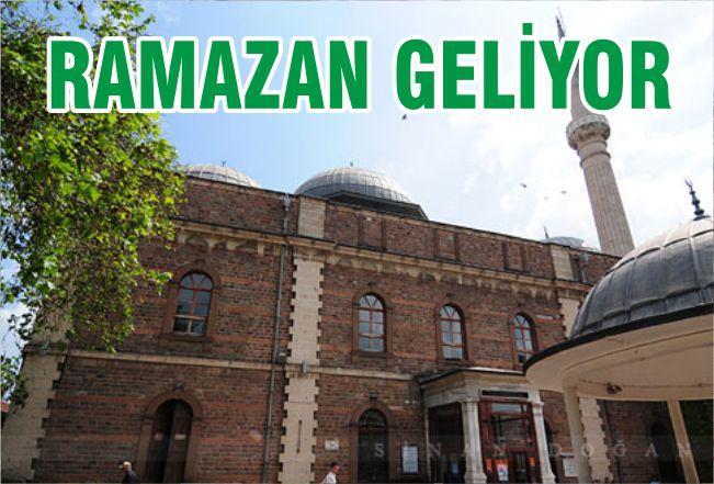 RAMAZAN GELİYOR