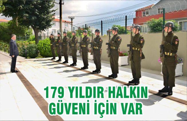 179 YILDIR HALKIN GÜVENİ İÇİN VAR