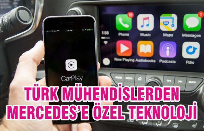 Türk Mühendislerden Mercedes'e Özel Teknoloji
