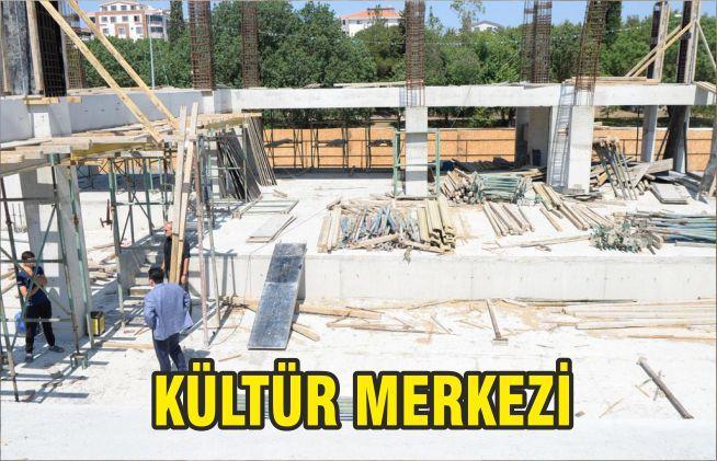 KÜLTÜR MERKEZİ