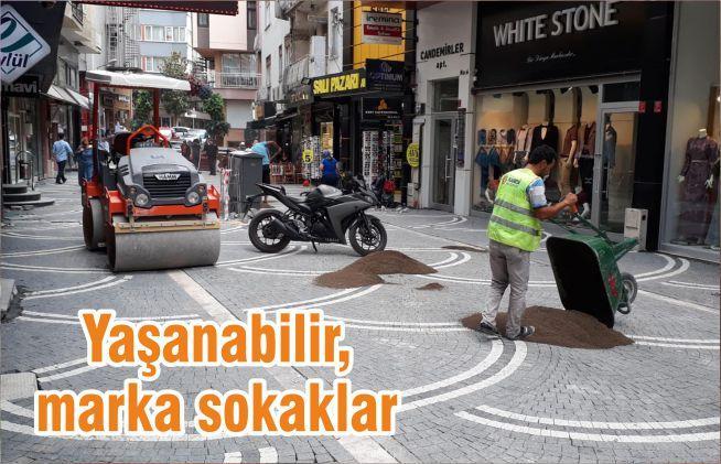 Yaşanabilir, marka sokaklar