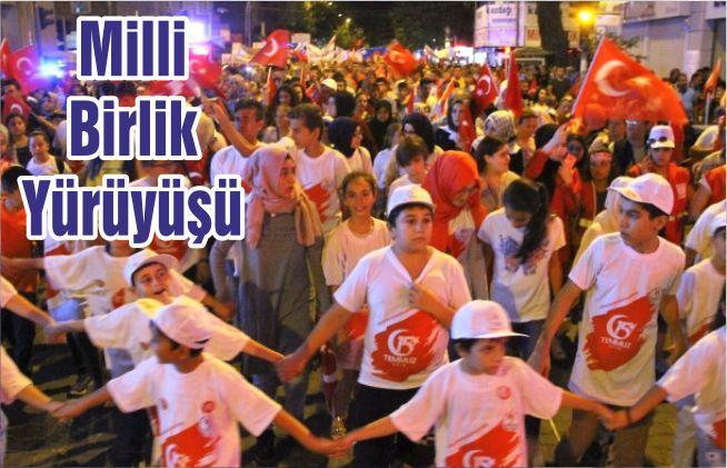 Milli Birlik Yürüyüşü