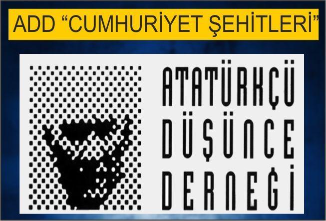 "ADD ""CUMHURİYET ŞEHİTLERİ"""