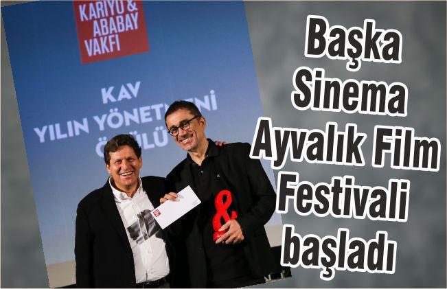 Başka Sinema Ayvalık Film Festivali başladı