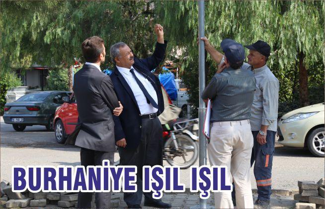 BURHANİYE IŞIL IŞIL