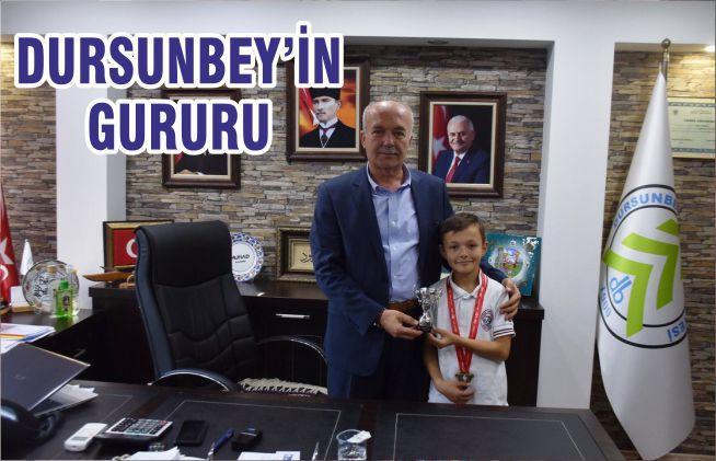DURSUNBEY'İN GURURU