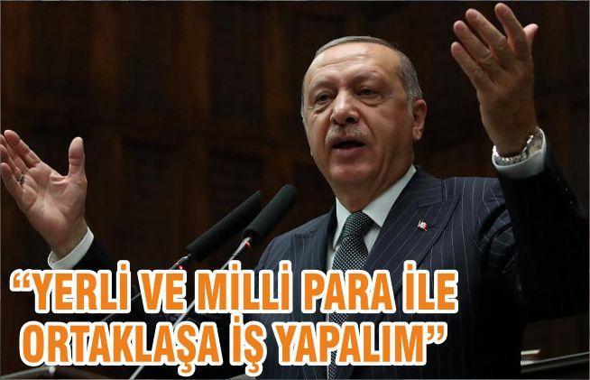 """YERLİ VE MİLLİ PARA İLE ORTAKLAŞA İŞ YAPALIM"""