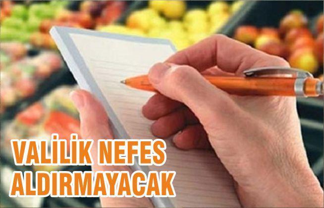 VALİLİK NEFES ALDIRMAYACAK