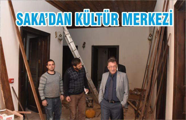 SAKA'DAN KÜLTÜR MERKEZİ