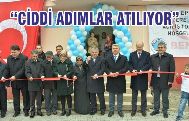 """CİDDİ ADIMLAR ATILIYOR"""