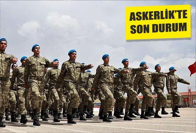 ASKERLİK'TE SON DURUM