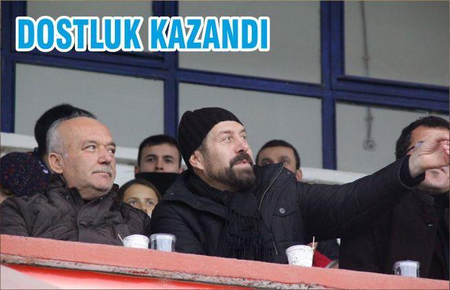 DOSTLUK KAZANDI