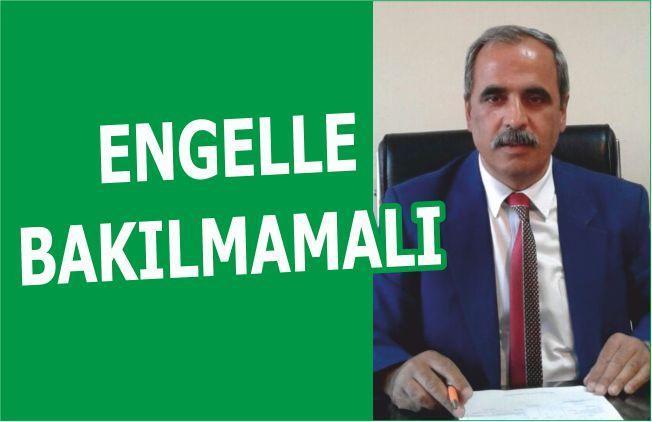 ENGELLE BAKILMAMALI
