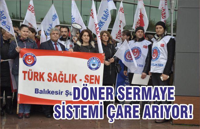 DÖNER SERMAYE SİSTEMİ ÇARE ARIYOR!
