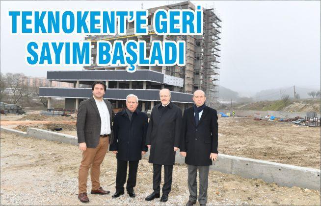 TEKNOKENT'E GERİ SAYIM BAŞLADI