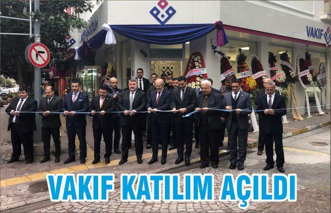VAKIF KATILIM AÇILDI