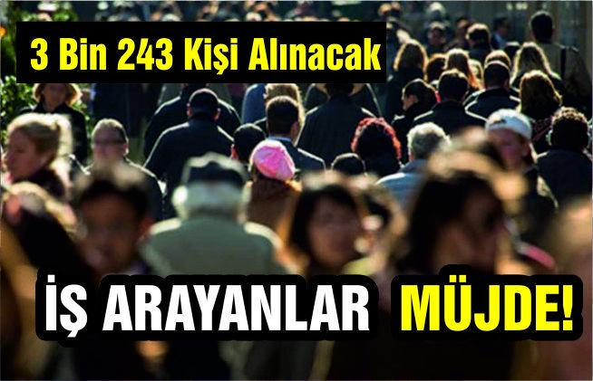 İŞ ARAYANLAR DİKKAT!