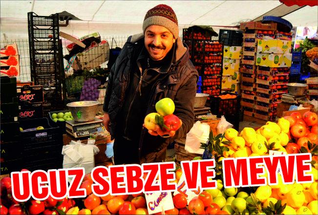 'Uygun fiyatlarda sebze ve meyve tüketimini sağlıyor olmamız gerekiyor'