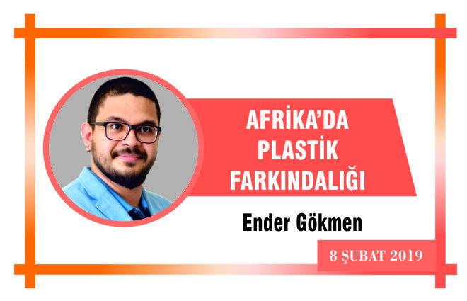 Afrika'da plastik farkındalığı terlikten yapılan bir gemi ile sağlanıyor