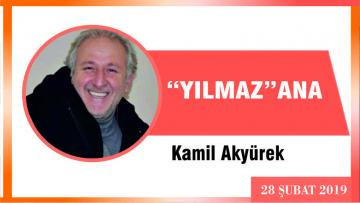 """YILMAZ"" ANA"