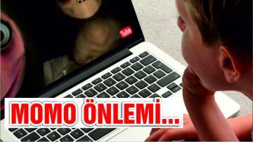 Cumhurbaşkanlığı'ndan Momo'ya karşı 8 önlem