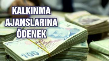 Kalkınma ajanslarına milyonlarca lira transfer ödeneği
