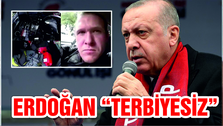 Erdoğan: Senin her yerin bomba olsa ne yazar? Terbiyesiz