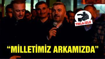 """CANBEY """"MİLLETİMİZ ARKAMIZDA"""""""