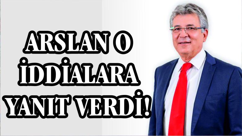 """ARSLAN """"TANIMADIĞIM KİŞİNİN UCUBE BİR SÖYLEMİ"""""""