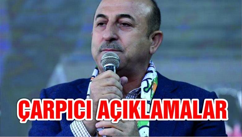 Bakan Çavuşoğlu: Giderek marjinalleşen bir partidir CHP