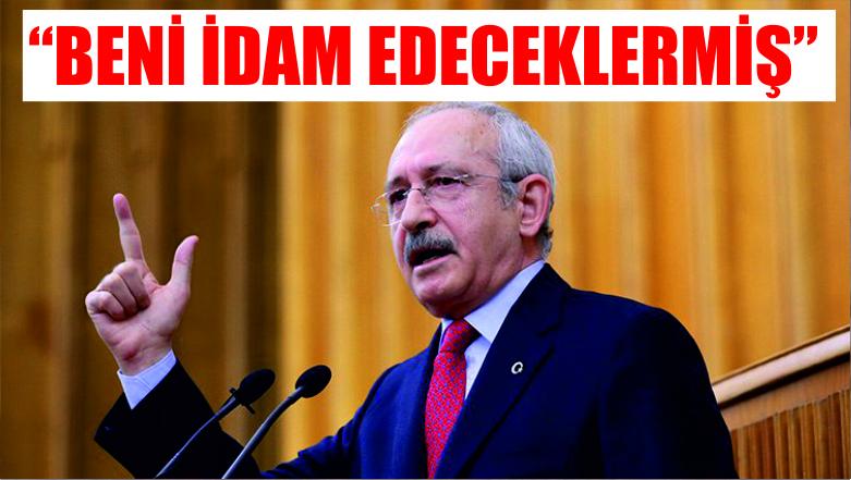 Kılıçdaroğlu: İnandığım davadan asla dönmeyeceğim