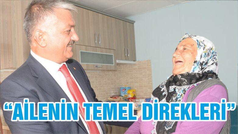 """""""AİLENİN TEMEL DİREKLERİ"""""""