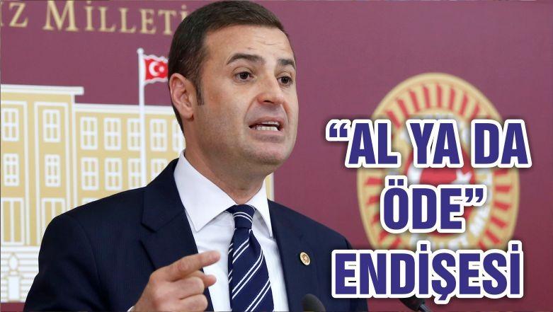 """""""AL YA DA ÖDE"""" ENDİŞESİ"""