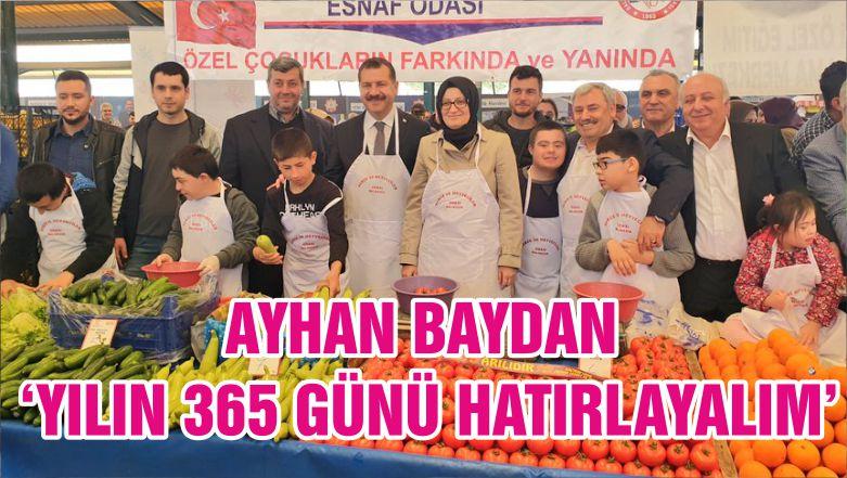 AYHAN BAYDAN 'YILIN 365 GÜNÜ HATIRLAYALIM'