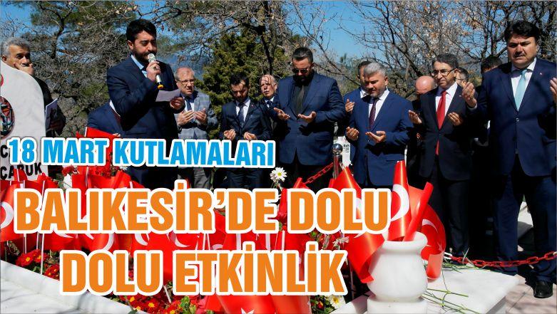 BALIKESİR'DE DOLU DOLU ETKİNLİK