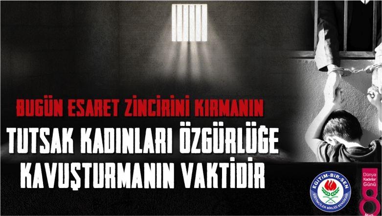"""""""VAKİT ÖZGÜRLÜĞE KAVUŞTURMA VAKTİ"""""""