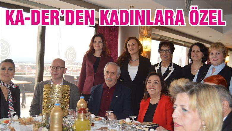 KA-DER'DEN KADINLARA ÖZEL