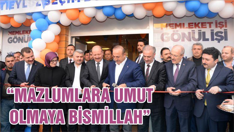 """MAZLUMLARA UMUT OLMAYA BİSMİLLAH"""
