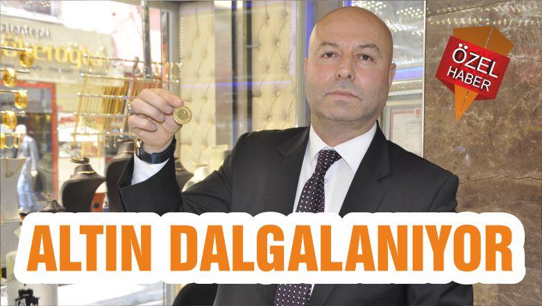 ALTIN DALGALANIYOR