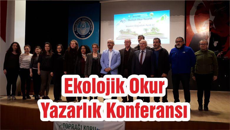 Ekolojik Okur Yazarlık Konferansı