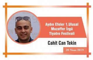 Aydın Efeler 1.Ulusal Muzaffer İzgü Tiyatro Festivali
